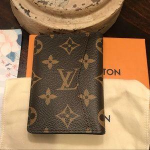 Louis Vuitton Accessories - Louis Vuitton pocket organizer